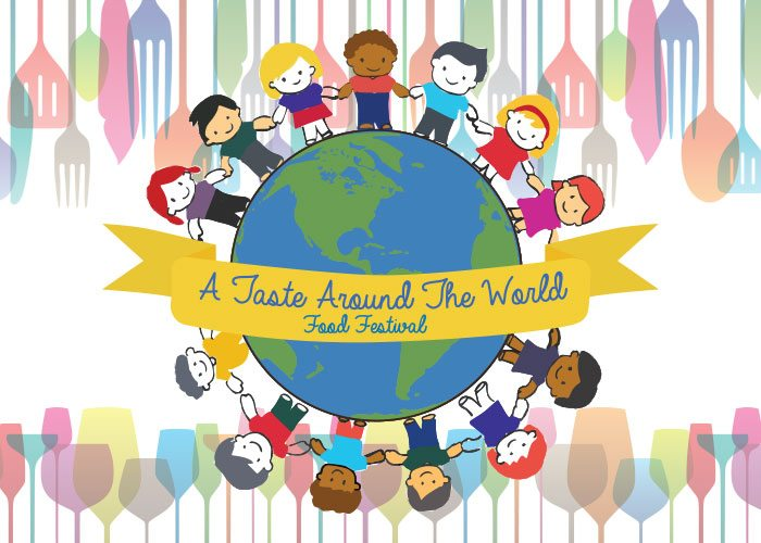 Taste Around The World Meeting Immaculate Conception